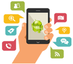 Mobile App development services in ayodhya webosoft